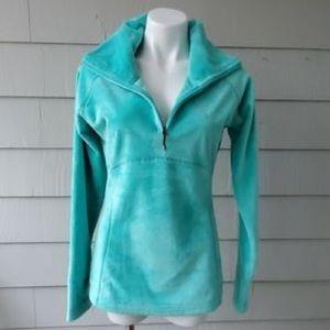 NWOT Obermeyer Brandi half zip fleece pullover
